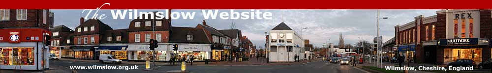 The Wilmslow Website - Town Centre